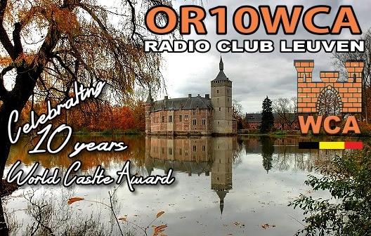 OR10WCA World Castle Award, Leuven, Belgium