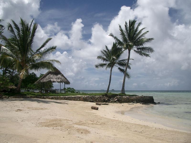 V63YAP/P Blue Lagoon, Chuuk Island