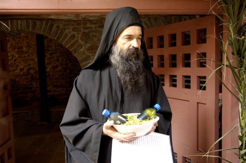 SV2ASP/A Monk Apollo, Docheiariou Monastery, Mount Athos, Greece