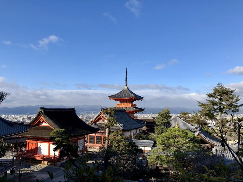 8J2G Kyoto, Honshu Island, Japan