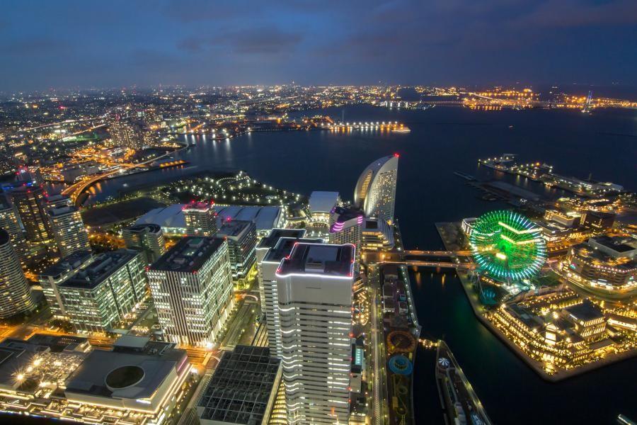 8J4ROSE Yokohama, Honshu Island, Japan