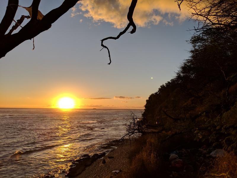 KH6/AH2Y Honolulu, Oahu Island, Hawaiian Islands