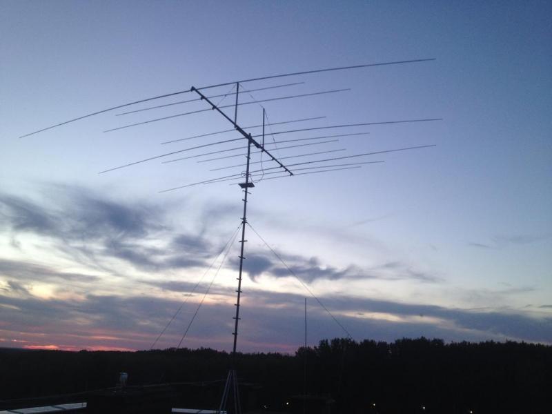 HF9MUZEUM Czeslaw Godyn, Gliwice, Poland Antenna