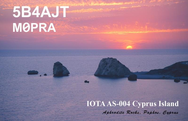 5B19CWC Paphos, Cyprus