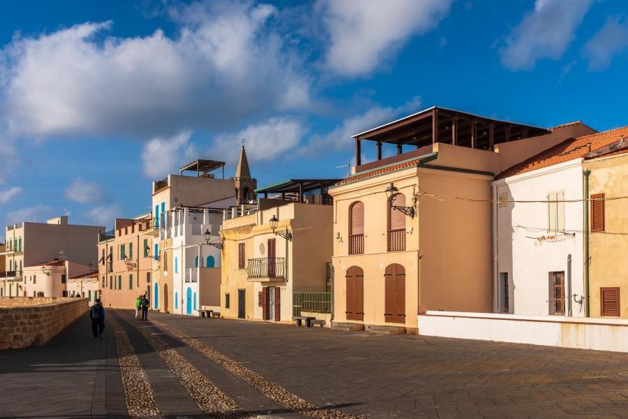 IQ5QO/IS0 Alghero, Sardinia Island
