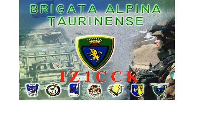 II2AAM Alpine Brigade Taurinense, Italy