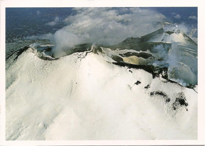 IT9/I1WKN IT9/IZ1DNQ IT9/IZ1GDB Mount Etna, Sicily Island
