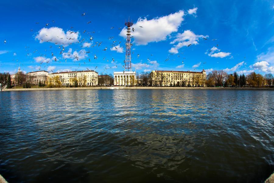 EU1WW Minsk, Belarus