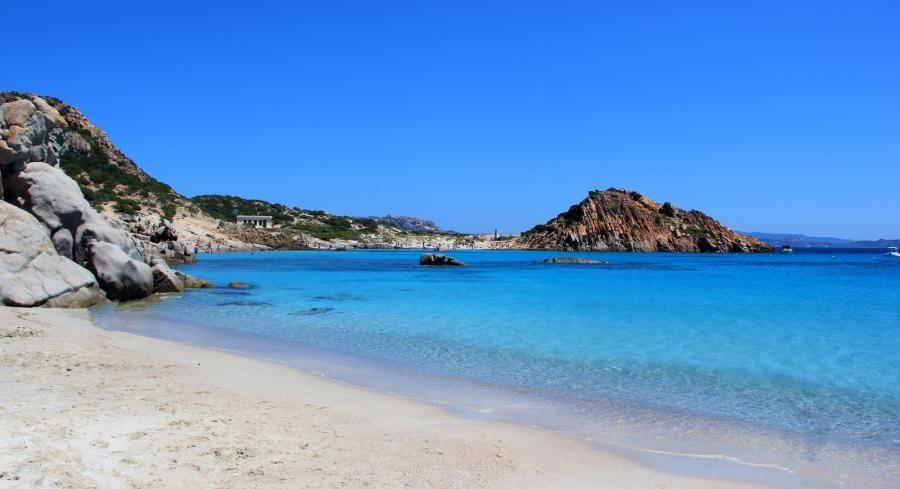 IM0/DL2JRM Spargi island, Archipelago of Maddalena, Sardinia.