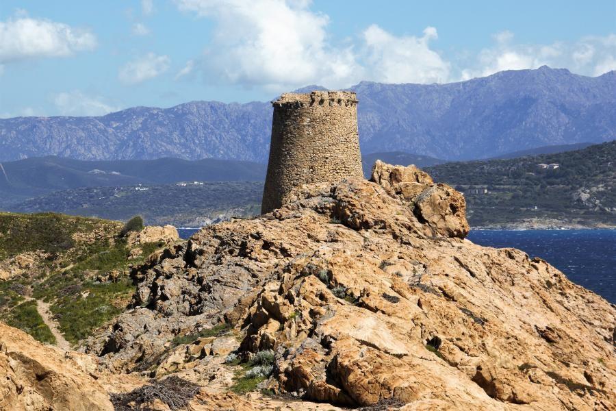 TK/OO9O Corsica Island
