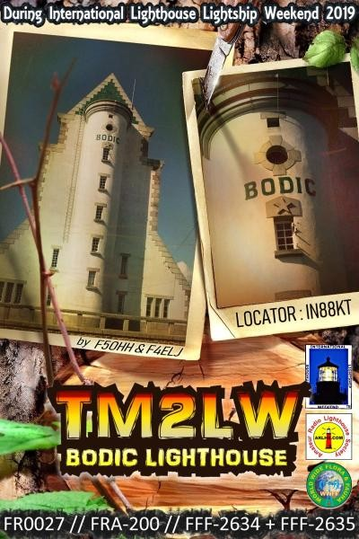 TM2LW Bodic Lighthouse, France