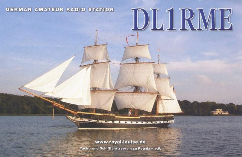DM7D Ronald Muller, Werder, Havel, Germany