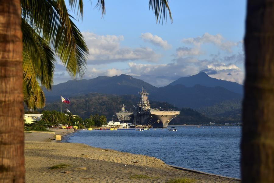 DU3DW Subic Bay, Luzon Island, Philippines