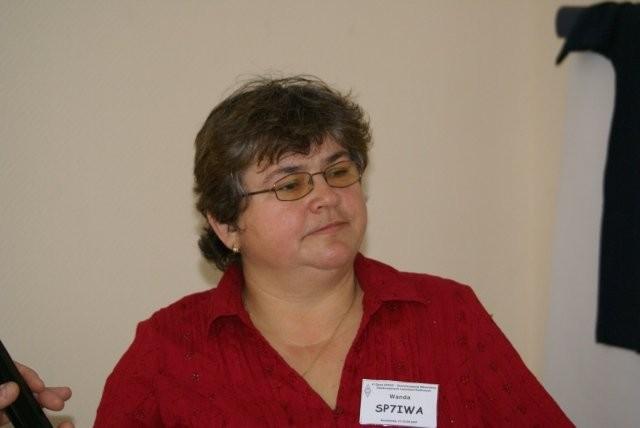 SP7IWA Wanda Jakubowska, Pruzskow, Poland