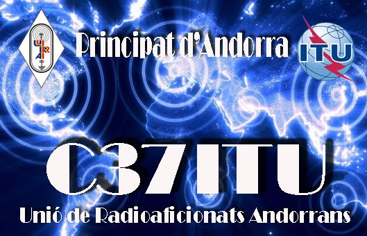 C37ITU Unio de Radioaficionats Andorrans, Andorra la Vella, Andorra