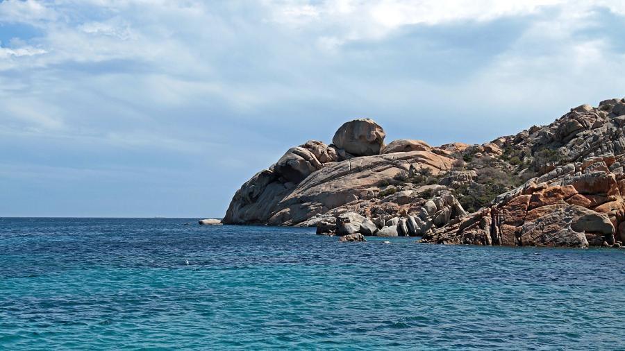 IM0/IK5ZTW Maddalena Island, Sardinia