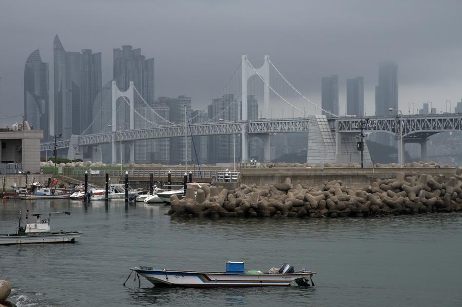 HL5ZKL Busan, Korea