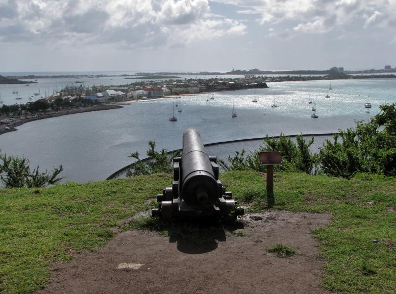 FS/N9AOL Saint Martin Island