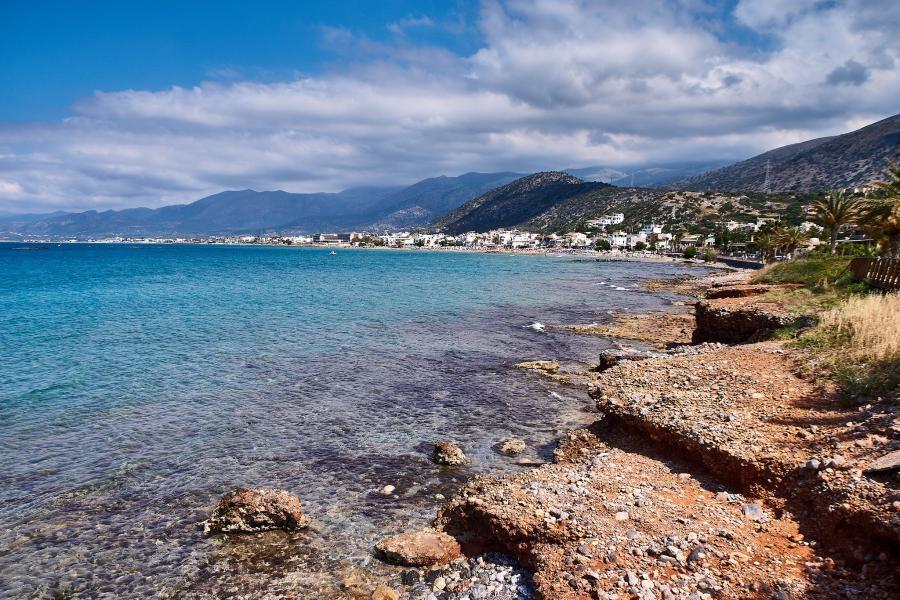 SV9/R1AR Stalida, Crete Island, Greece
