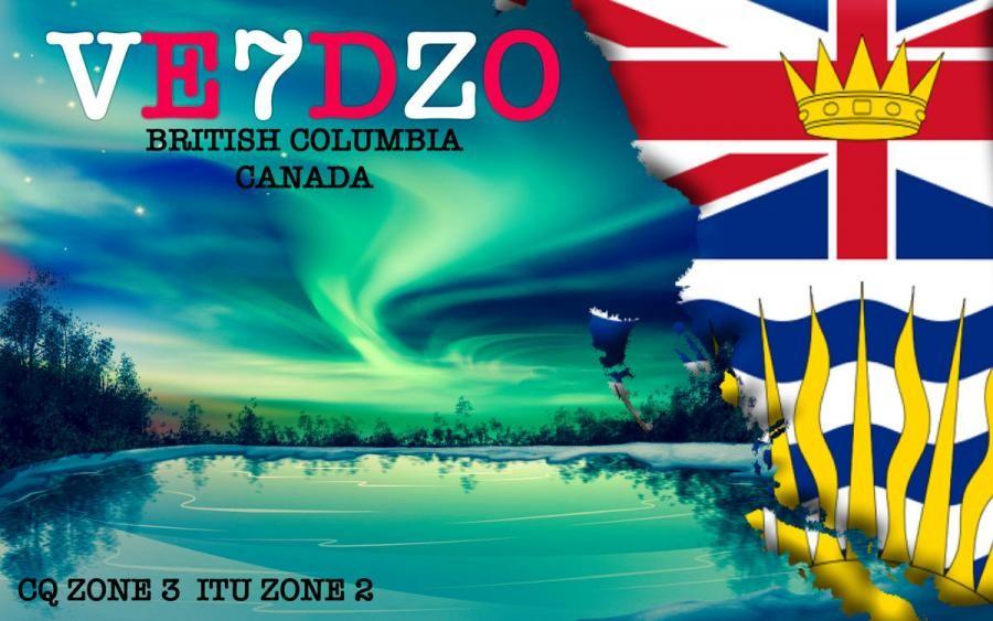 CJ7DZO David Samu, Prince George, British Columbia, Canada