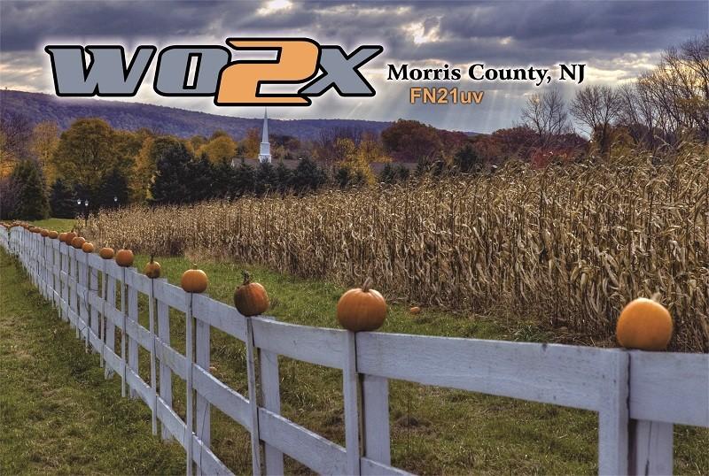 WO2X David de Coons, Pequannock Township, New Jersey, USA