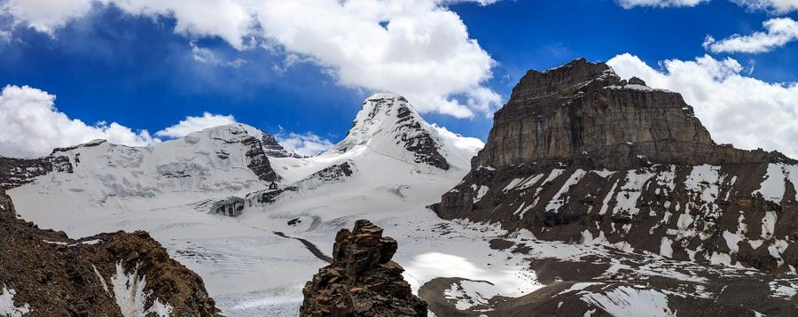 Tursun zade peak, Tajikistan