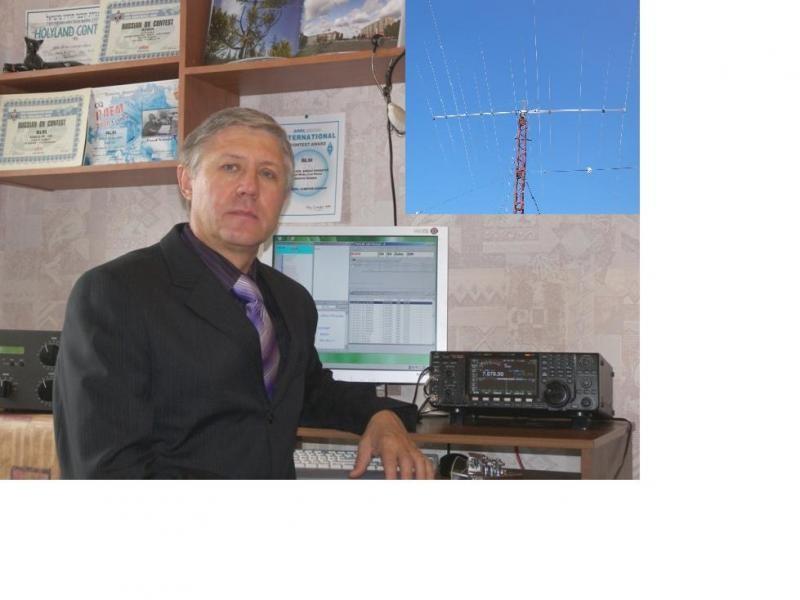 RL9I Andrey Lysenko, Strezhevoy, Russia