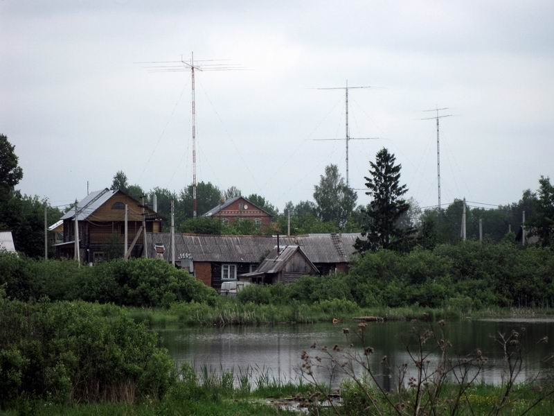 RM2U Pesochnevo village, Russia