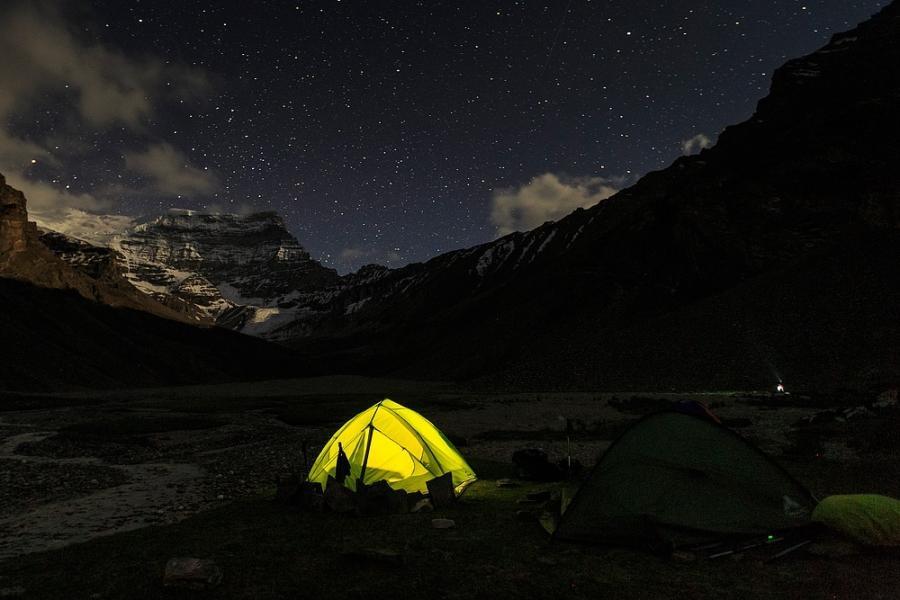 Luknitsky Peak Tajikistan