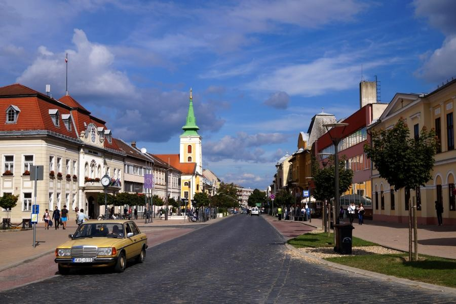 HA6OI Balassagyarmat, Hungary