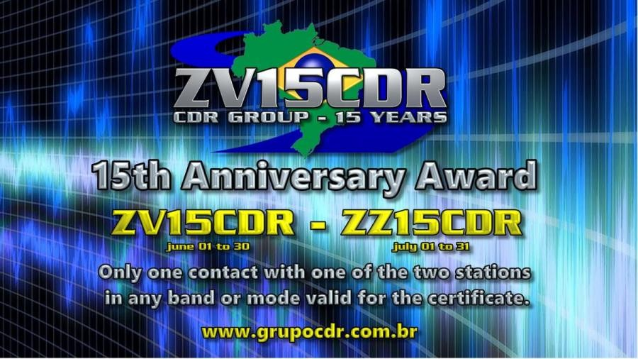 ZV15CDR CDR Group Brazil
