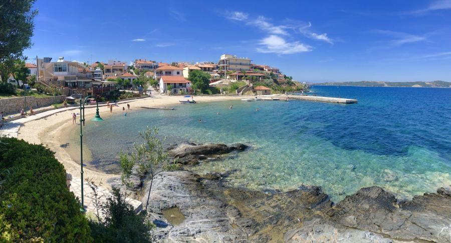 Ammouliani Island, Greece. SV8/DJ1JB