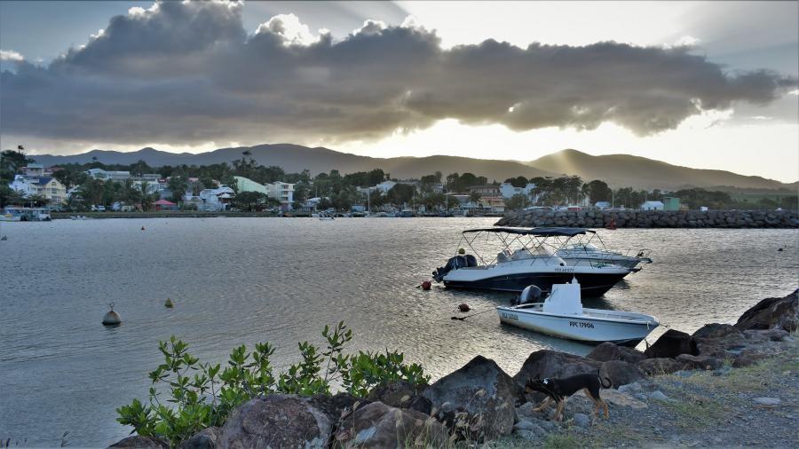 Sainte Rose, Guadeloupe FG4SU