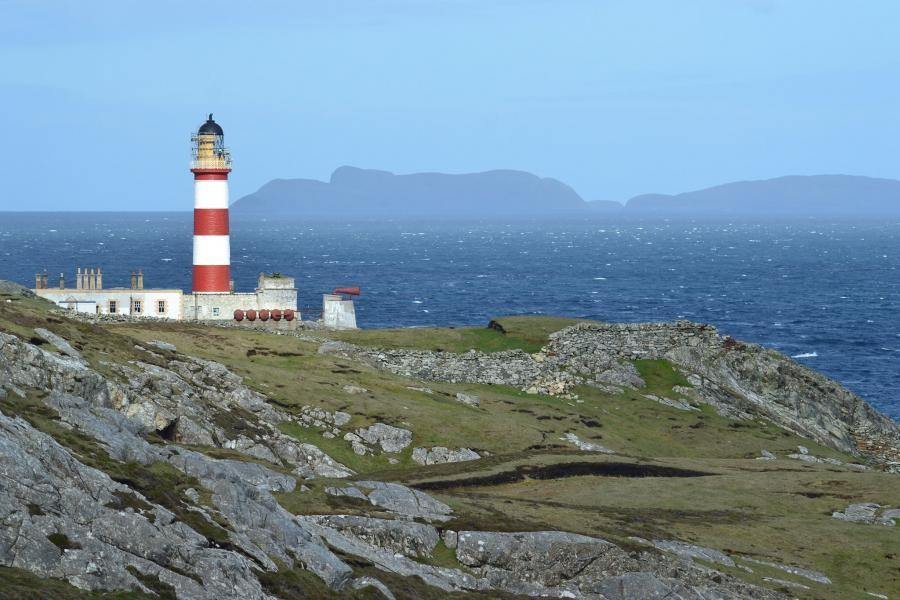 Lewis and Harris Island, Scotland. MM0PAI/P