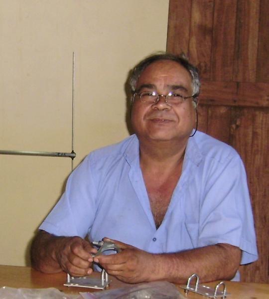 ZP9GB Francisco Ramon Gonzalez Bait, Encarnacion, Itapua, Paraguay