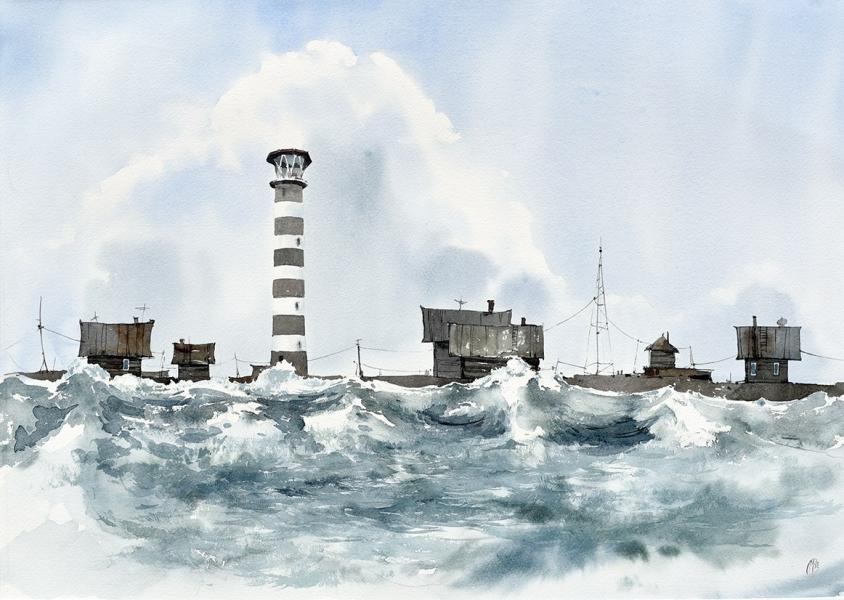 Morzhovets Island RI1OM