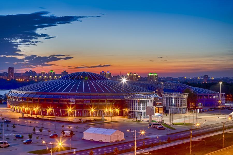 EV0CA Chizhovka Arena, Minsk, Belarus 2nd European Games