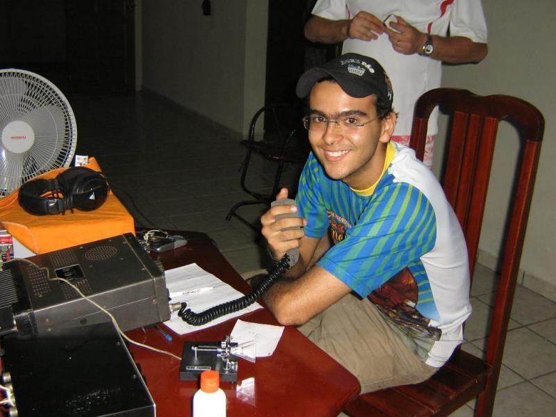 PR7AX Dryander Goncalves Teixeira, Guarabira, Brazil