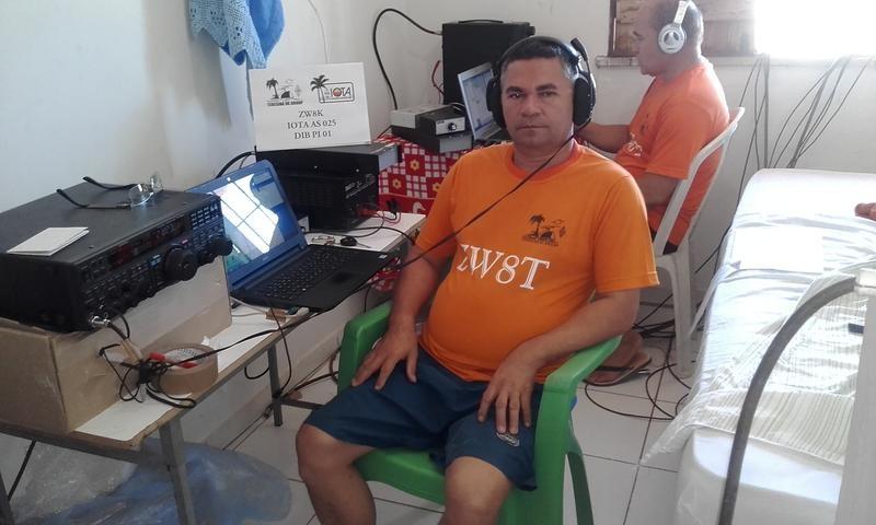 ZW8T Milton Lima Ribeiro, Teresina, Brazil