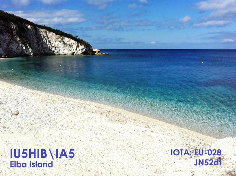 IU5HIB/IA5 Elba Island