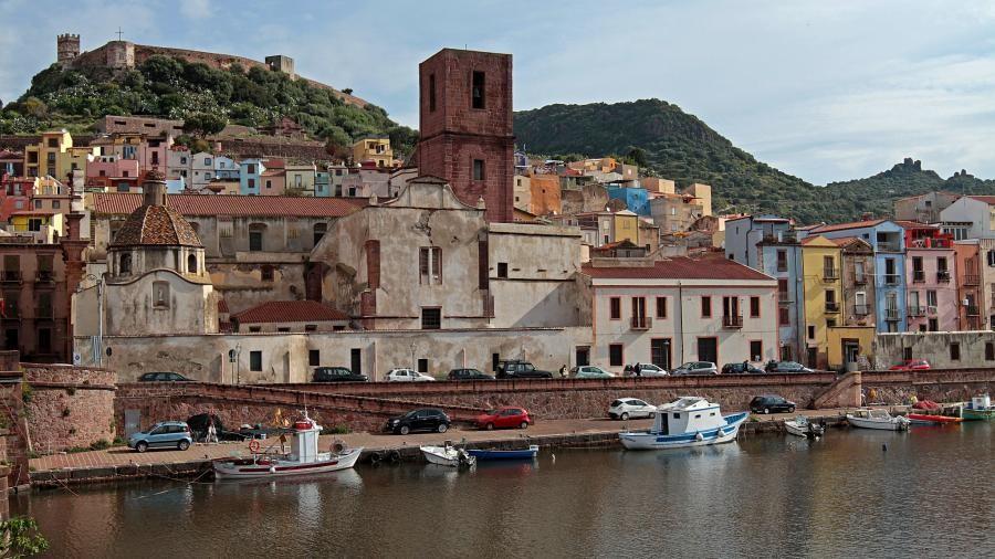 Bosa, Sardinia IS0/WZ1Y