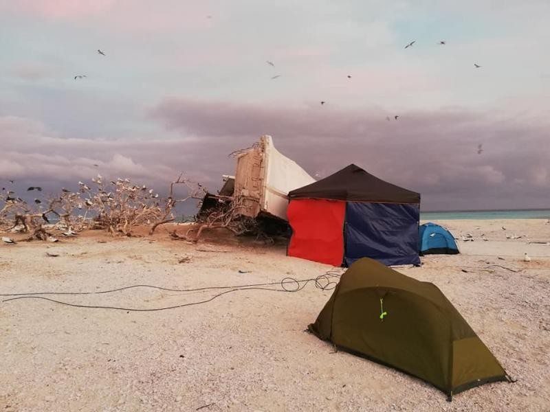 Conway Reef 3D2CR DX Pedition Image 15