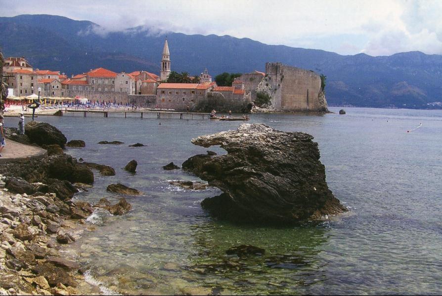 Budwa, Montenegro 4O/DK7PE