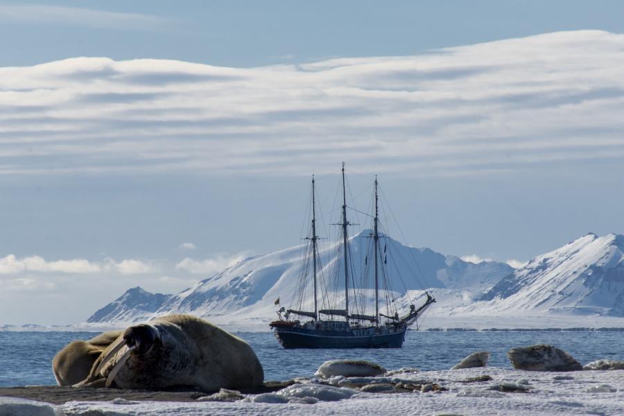 Svalbard JW/SP2MPO