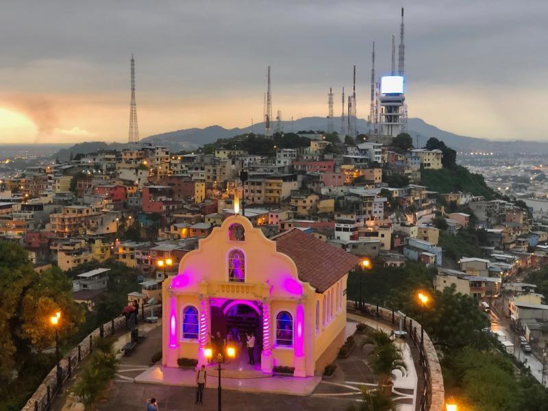 Guayaquil, Ecuador HC0T