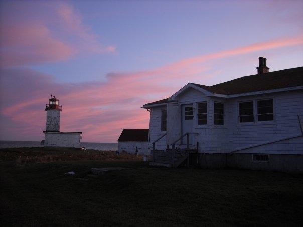VC1G Bon Portage (Outer) Island Sunset