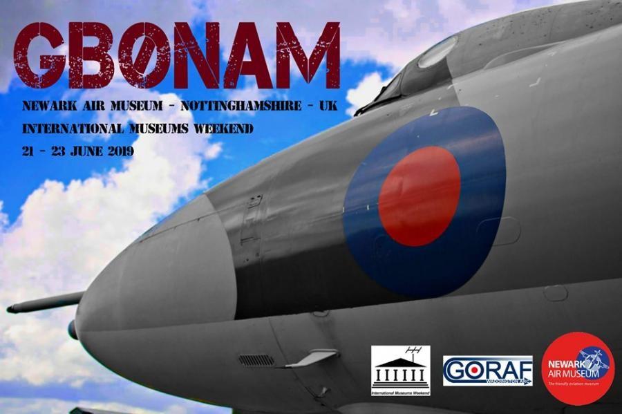 GB0NAM Neward Air Museum, Waddington Amateur Radio Club