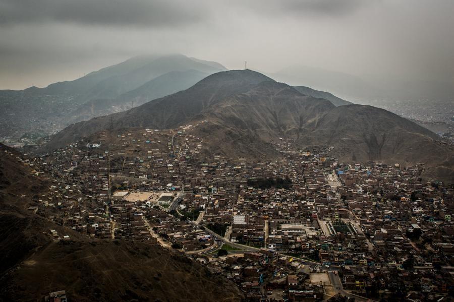 Lima, Peru OA4/EA7TN