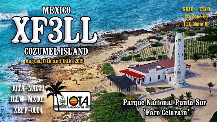 XF3LL Cozumel Island, Mexico
