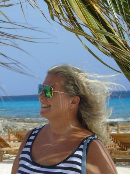 PJ4EVA Eva Telenius-Lowe, Kralendijk, Bonaire Island